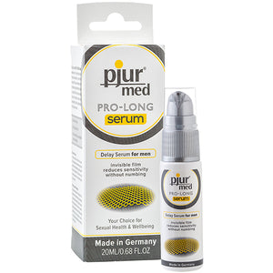 Pjur Med Pro Long Serum 20ml