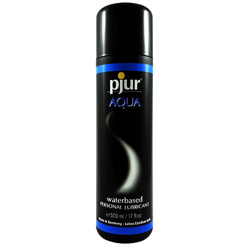 pjur aqua lubricant 100ml Bottle