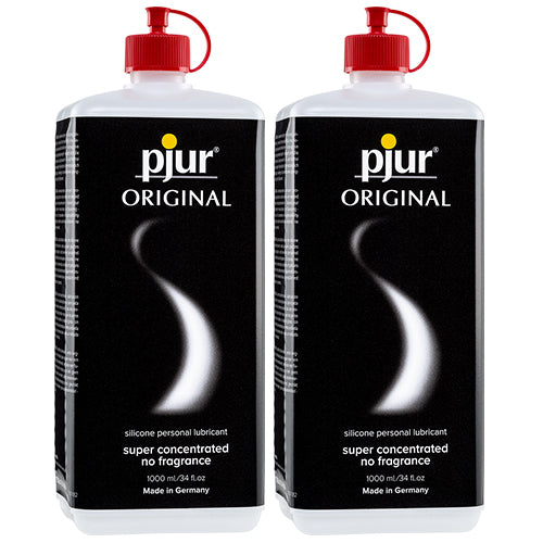 pjur Original 1000ml x2 Bottles