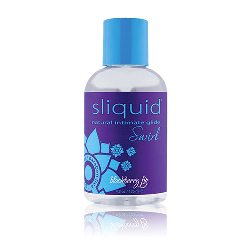 Sliquid Blackberry Fig 125ml | WorldCondoms