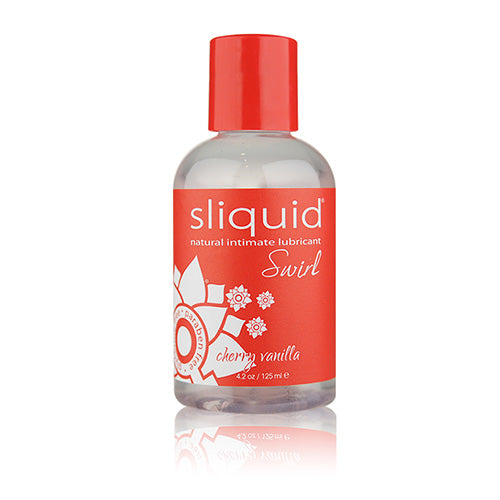 Sliquid Cherry Vanilla 125ml | WorldCondoms