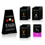Wicked Teasers lubricant packettes 10x3ml