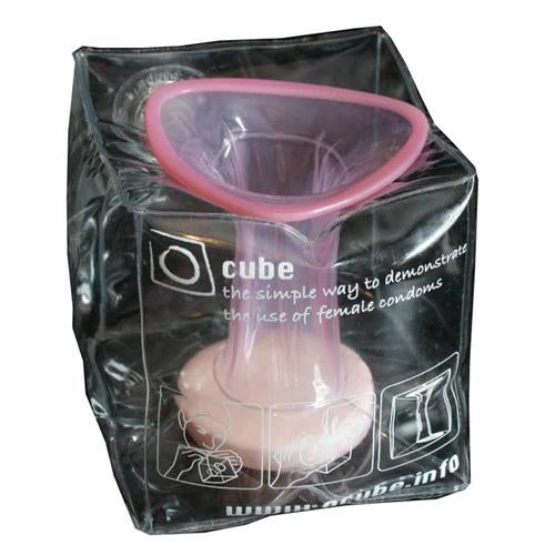 VA W.O.W female condom
