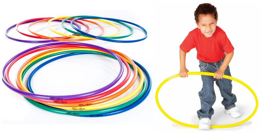 "Durable 30"" Swim Hoops - Assorted (8 pack)"