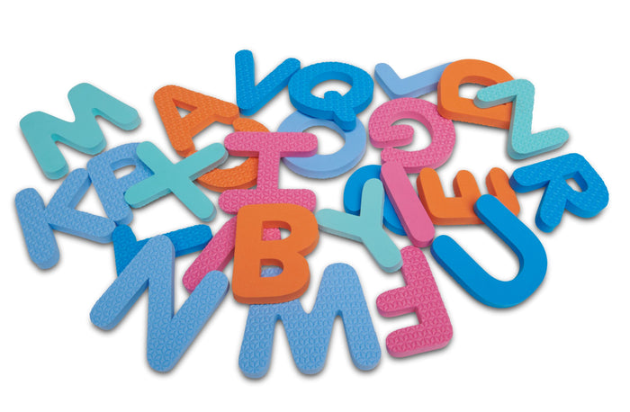 Foam Alphabet (52 letter pack)