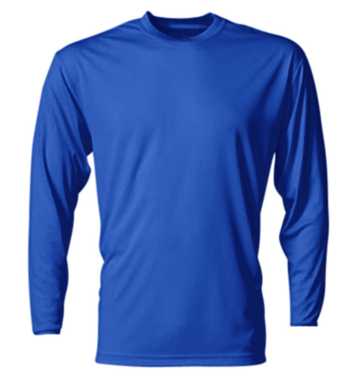 Long Sleeve Teaching Shirt