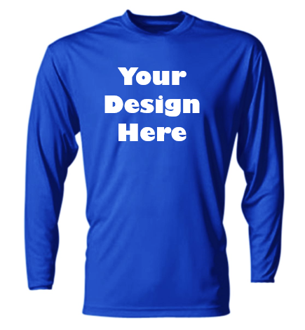 Custom Long Sleeve Teaching Shirt