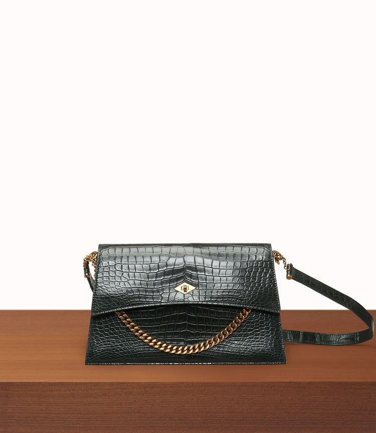 Roma Small Shoulder Bag
