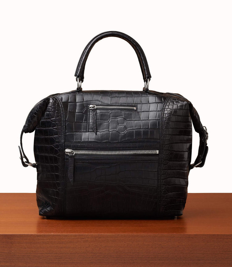 Vagabond Crocodile Black