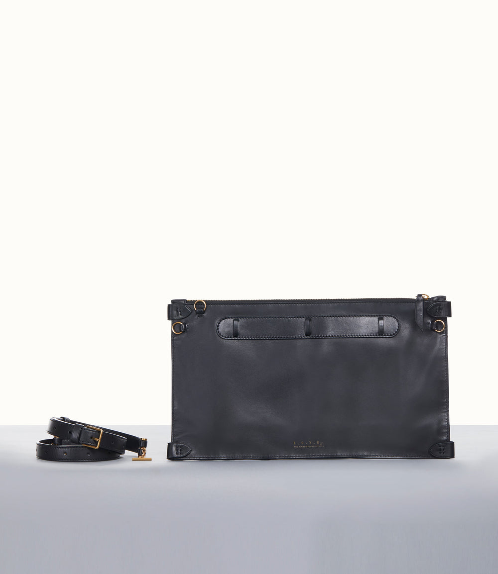 Racine Belt Bag Atelier Calfskin Black