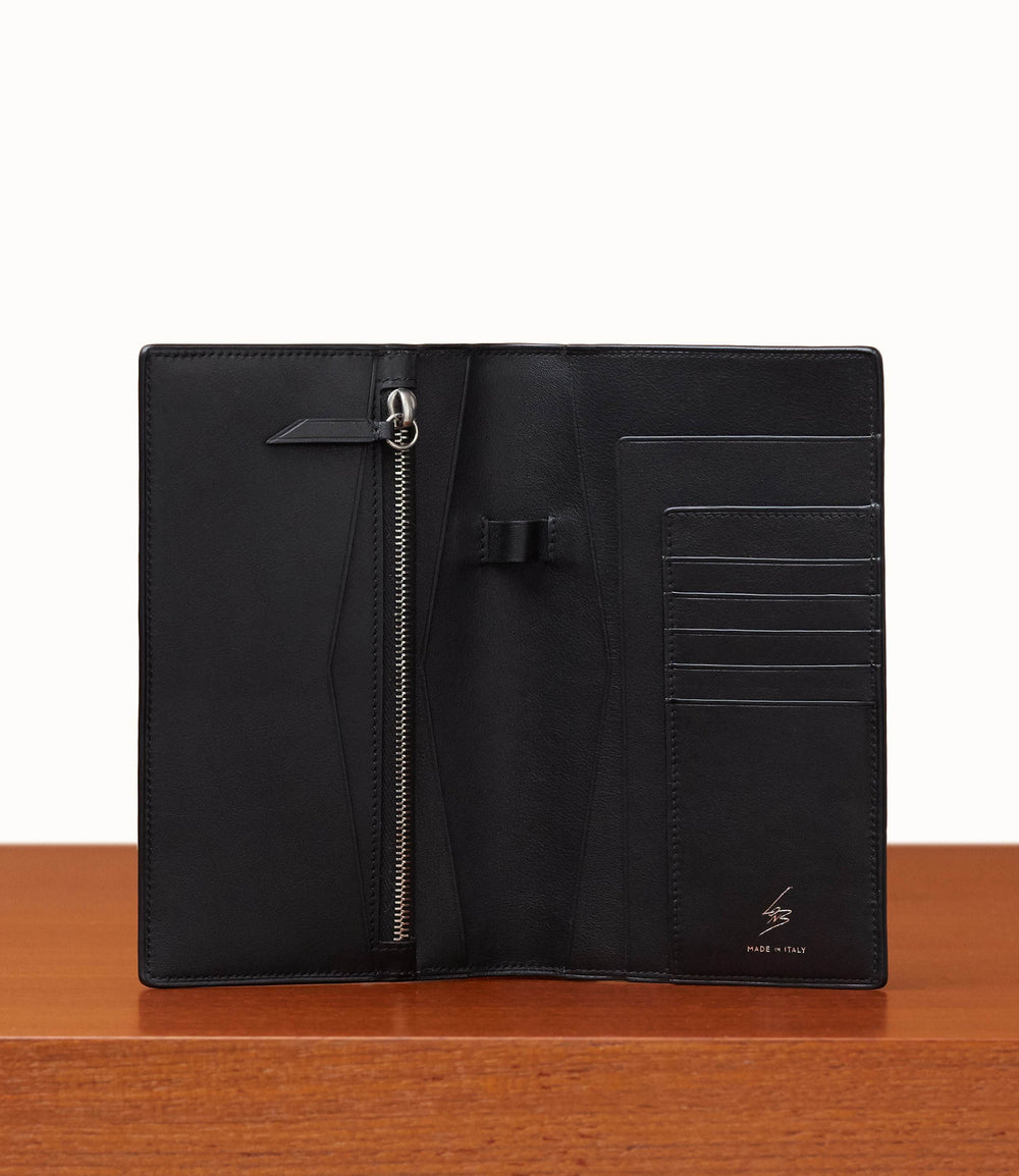 Travel Wallet Signature Canvas From Dusk Till Dawn