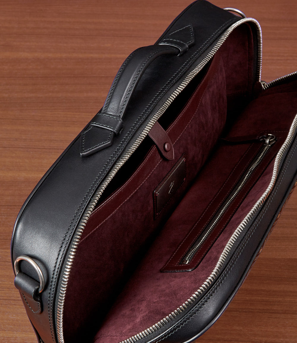 LONB - Wanderer Briefcase Signature Canvas From Dusk Till Dawn