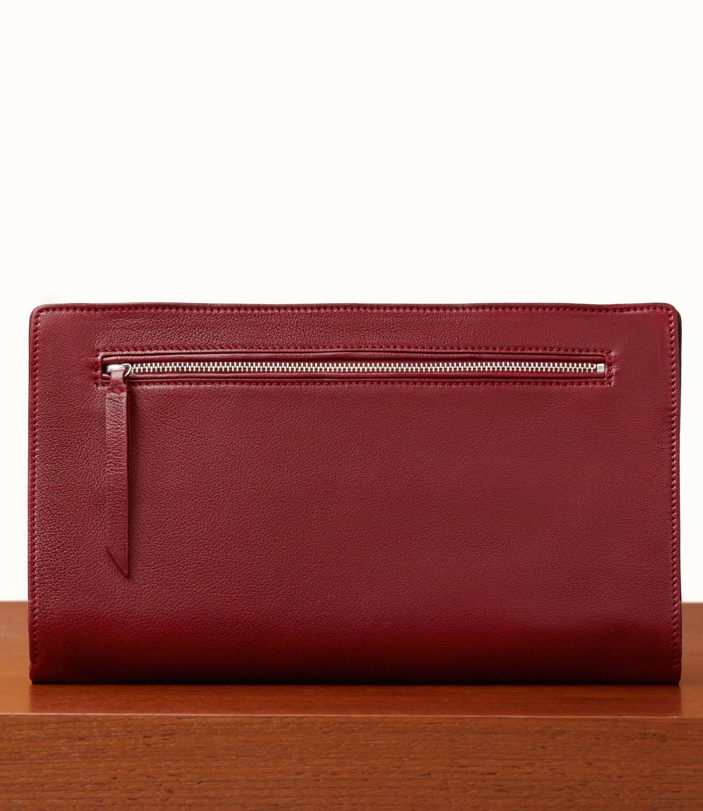 Runaway II Essentials Shoulder Bag Buffalo Dark Cherry