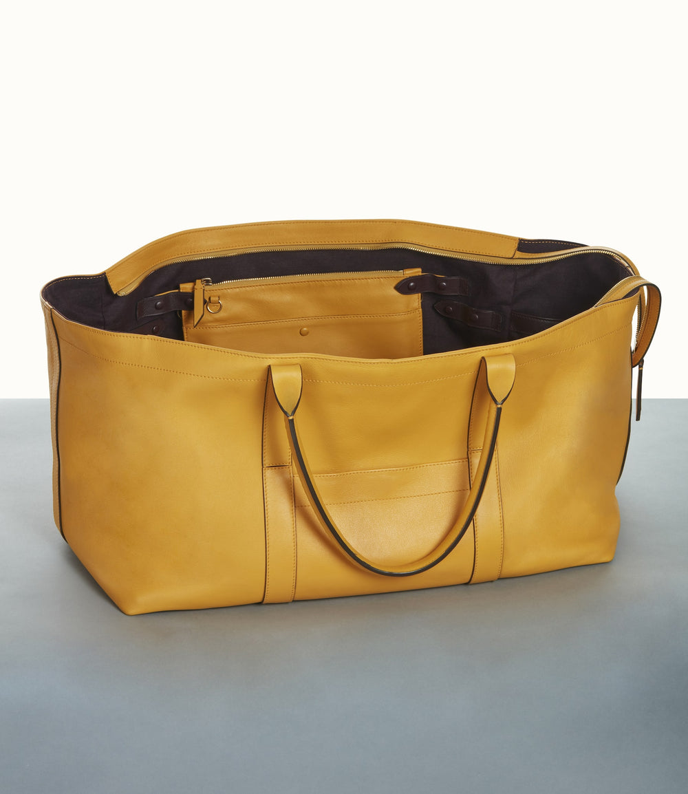 Racine Mini Belt Bag Smooth Calfskin TukTuk Pollen