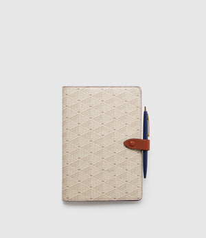 Métier x G.F Smith A5 Notebook Cover Signature Canvas Light and Notebook Set