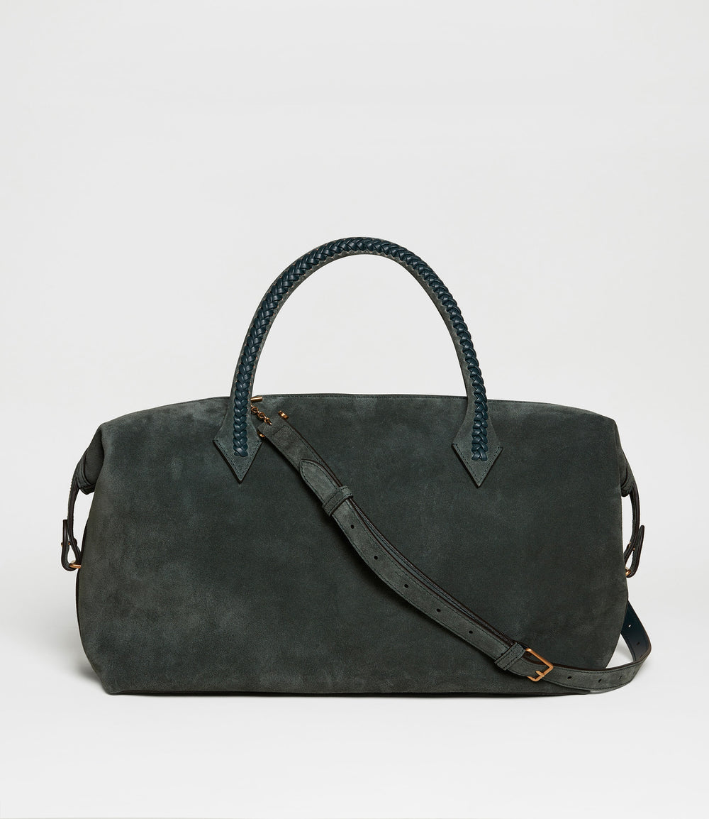 Perriand City Suede Emerald