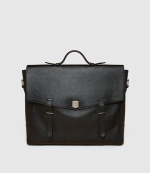 Rider Briefcase Buffalo Black