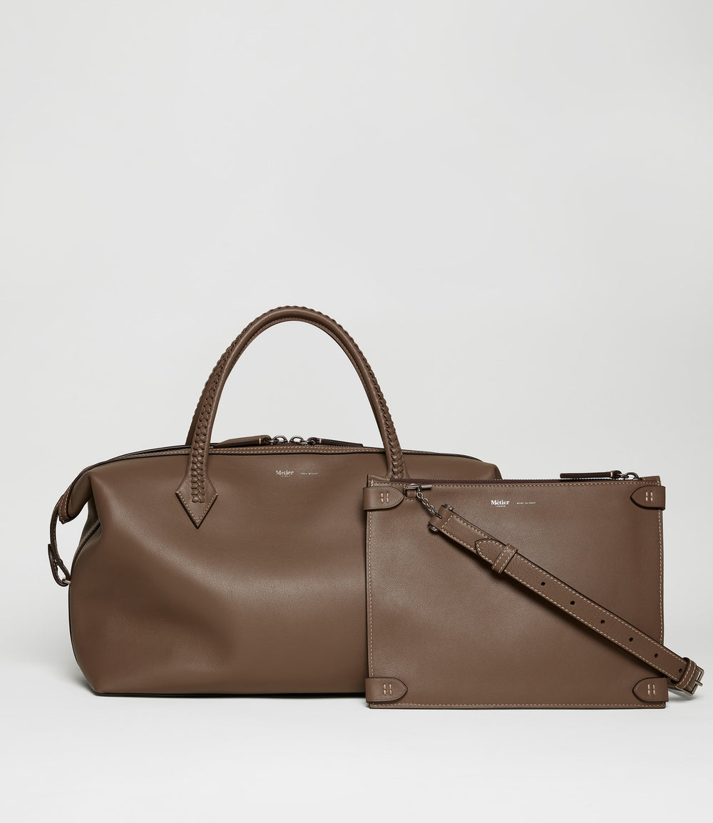 Perriand City Smooth Calfskin Mushroom