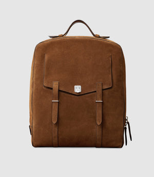 Rider Backpack Suede Marrakech