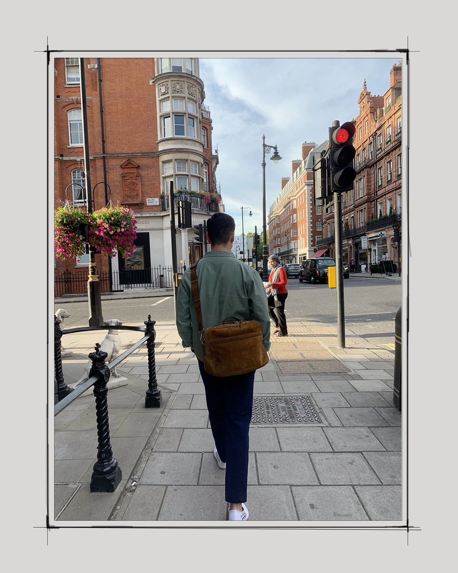"""""""This bag has been my work and travel buddy for a year now, I feel bad for all the other bags and backpacks that have been left untouched since I got this one."""" - Tian Sang"""