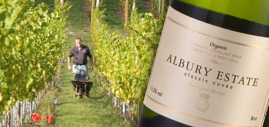 Cross-channel winery offers challenge to champagne