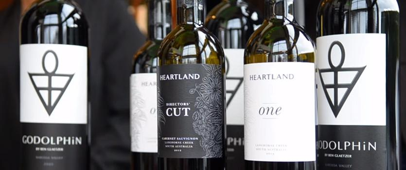 Question and Answer session with Ben Glaetzer of Heartland Wines 2015