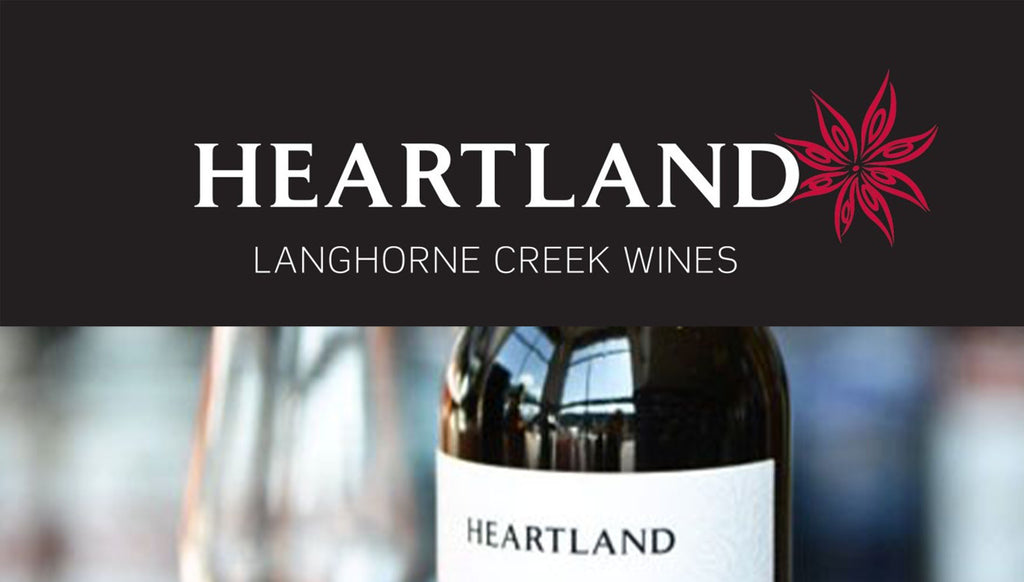 #WineWednesday - Heartland Langhorne Creek Wines