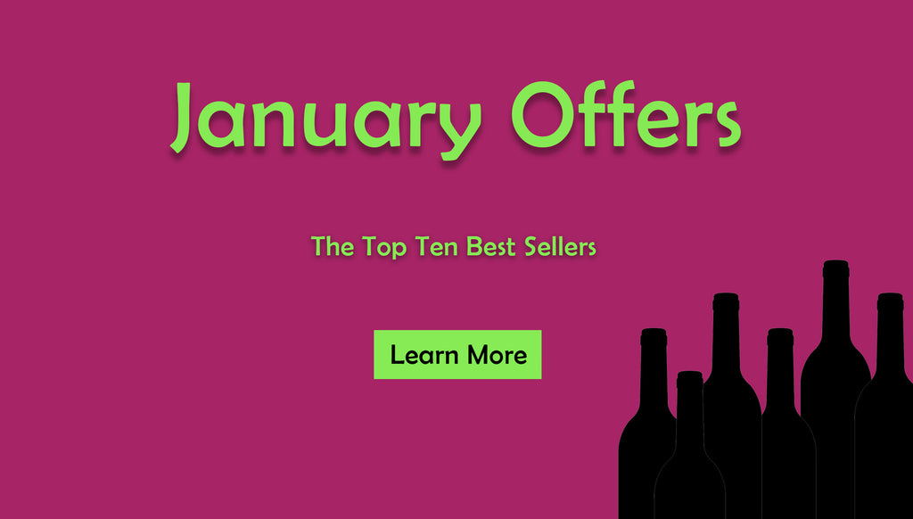 January Offers - Top Ten Best Sellers