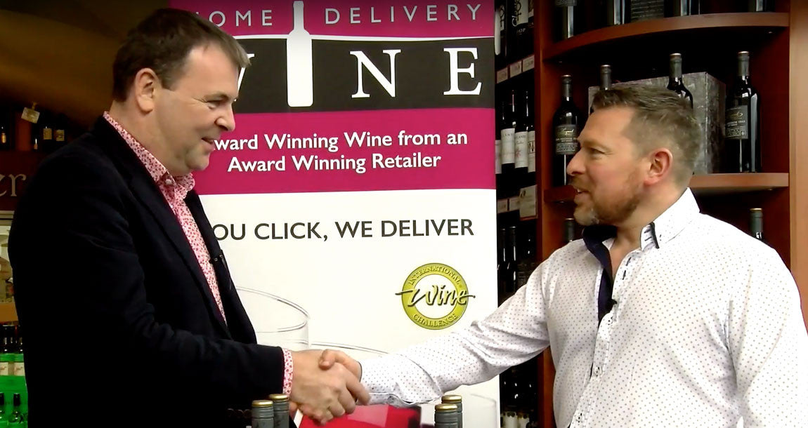 Kenny chats to Matthew McCulloch of Langmeil Winery