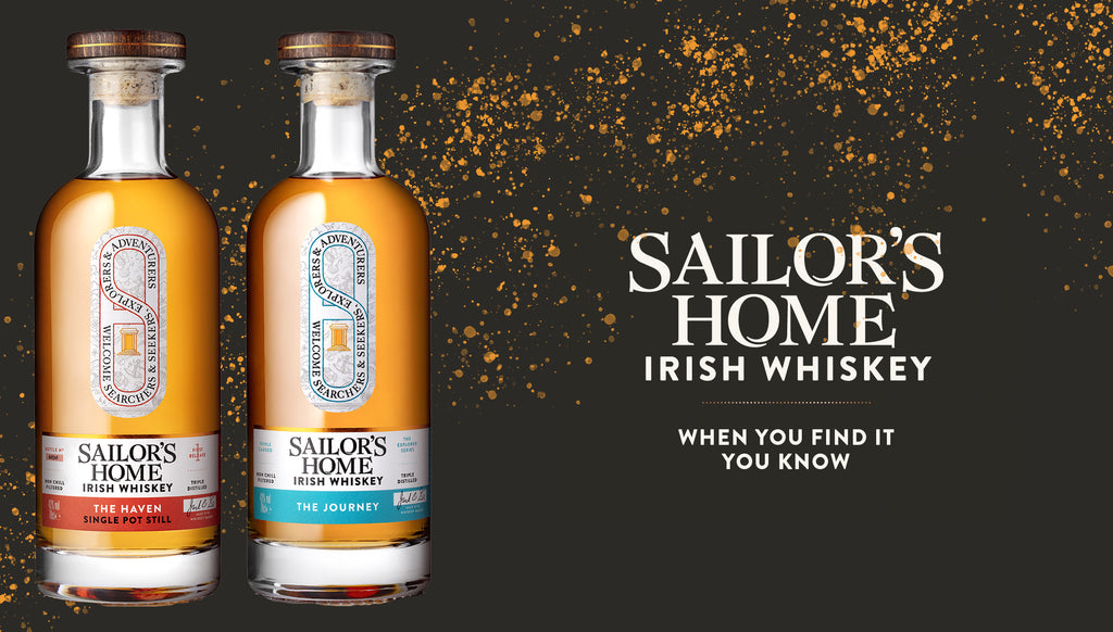 Sailor's Home Irish Whiskey Now Available