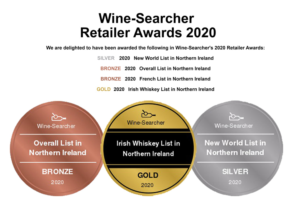 Wine Searcher Retailer Awards 2020