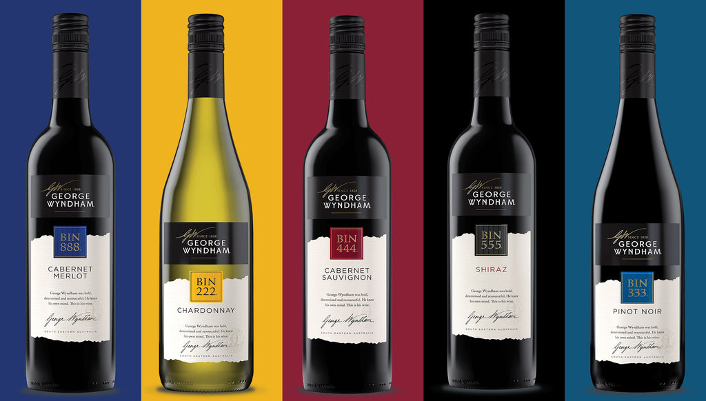 #WineWednesday - George Wyndham Wines
