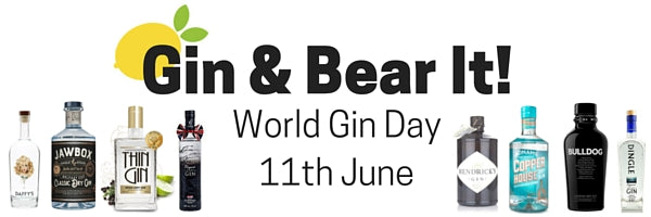 Email header Gin & Bear it