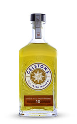 Gelston's AGED 10 YEARS, FINISHED IN EX-BOURBON CASKS