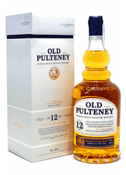 Old Pulteney 12 Year Old Single Malt Scotch Whisky