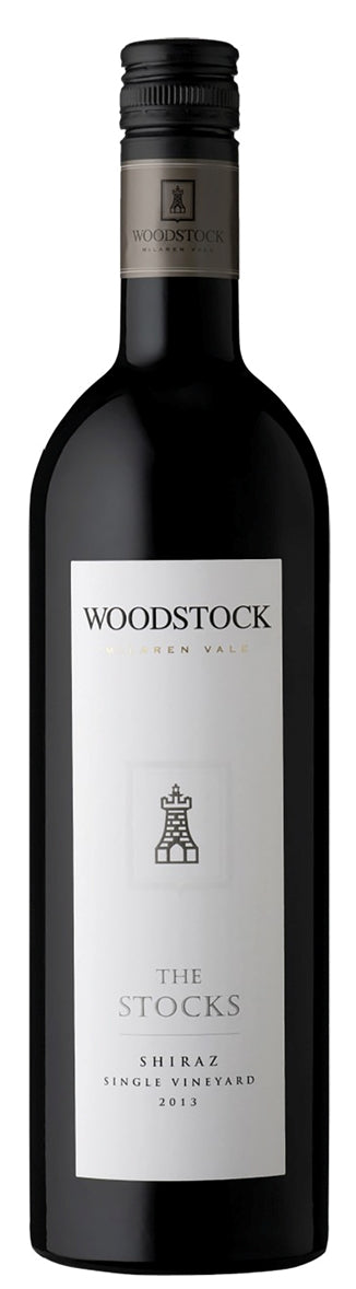 Woodstock The Stocks Shiraz 2013