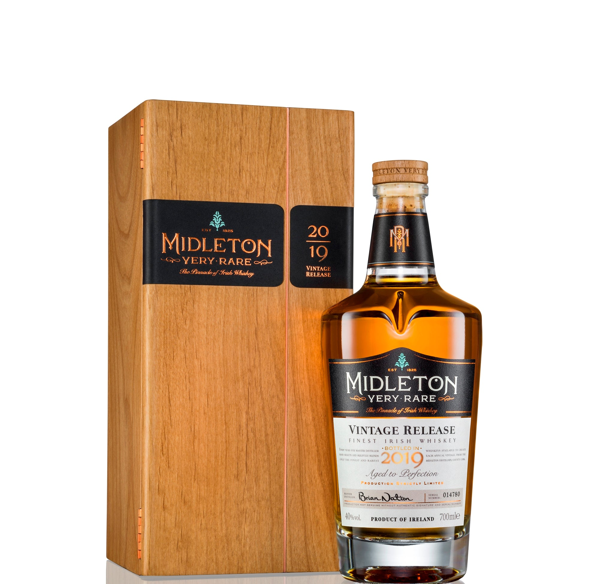 Midleton Very Rare 2019 OUT OF STOCK.