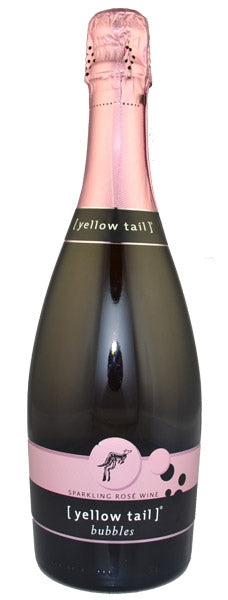 Yellow Tail Bubbles Rose