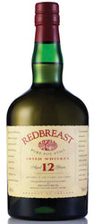 Redbreast 12 Year Old Single Pot Still Irish Whiskey, County Cork Ireland.