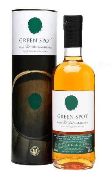 Mitchell & Son Green Spot Pot Still Irish Whiskey