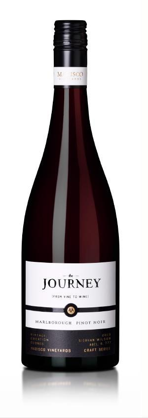 The Journey Pinot Noir Marisco Craft Series