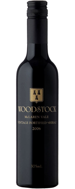 Woodstock Vintage Fortified Shiraz, 2006 South Australia