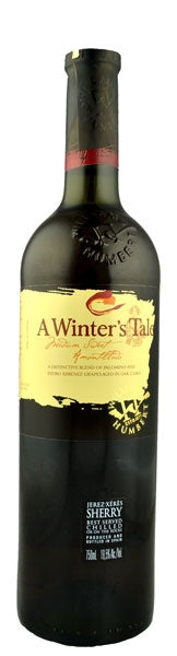 A Winters Tale, Amontillado Sherry, Andalucia, Spain.