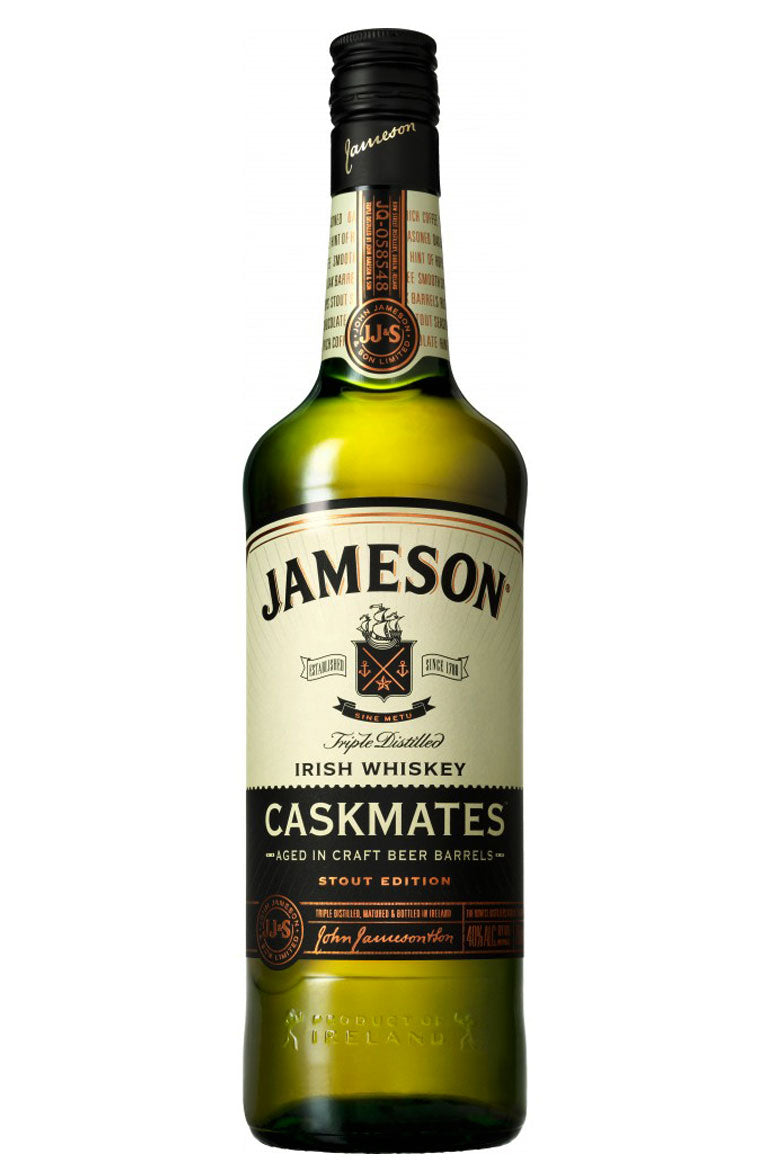 Jameson Caskmates Irish Whiskey, Ireland. First Release.