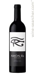 2013 AMON-Ra Unfiltered Shiraz
