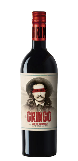 Hammeken Cellars 'El Gringo' Dark Red Tempranillo