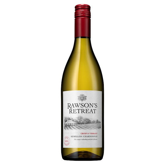 Rawson's Retreat Chardonnay, South Australia.