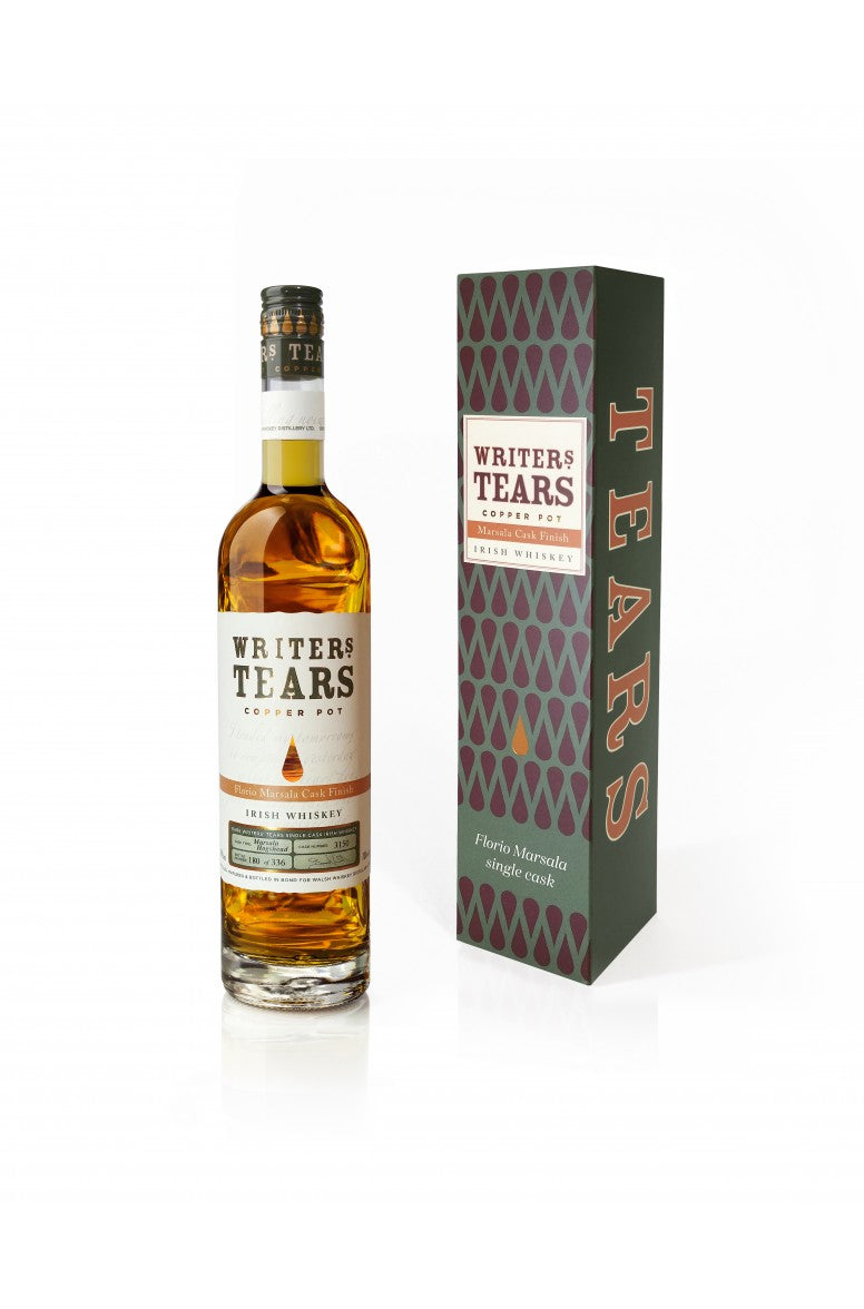 Writers' Tears Marsala Cask Finish Irish Whiskey