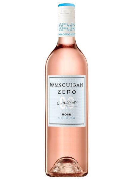 McGuigan Zero Rose Alcohol Free