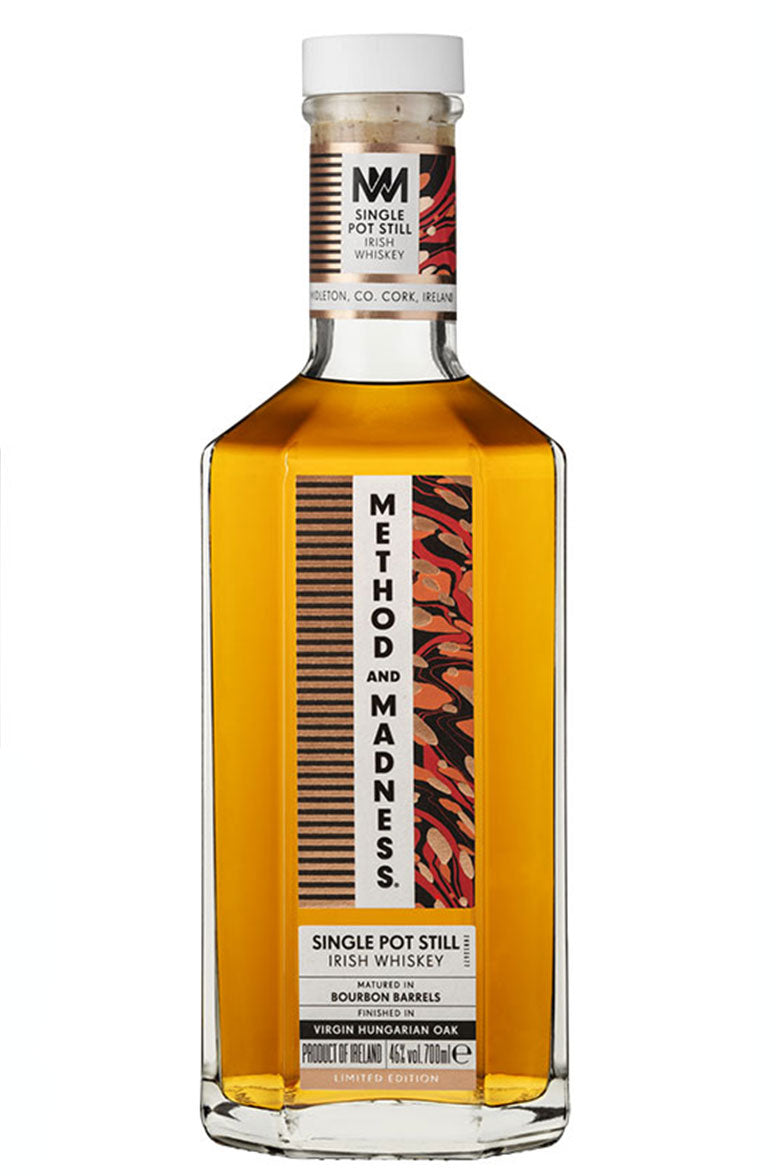 Method and Madness Whiskey Single Pot Still, Limited Edition